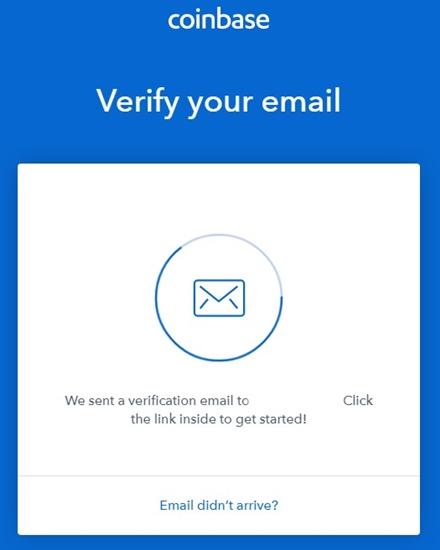 coinbase mail
